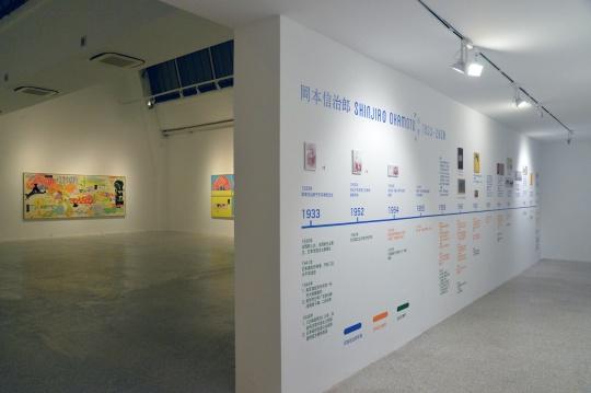 """東京画廊+BTAP带来冈本信治郎个展 画中处处都是""""隐秘的角落"""""""