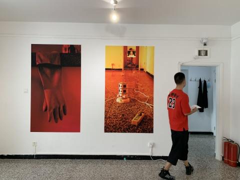 外交公寓14天,艺术家胡介鸣的生活与创作