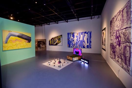 """以一场""""85后""""艺术家群展打响头炮,ART POWER 100无界艺术季正式开启"""