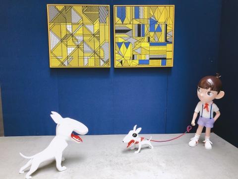 来北京四季酒店,看一个超有范儿的潮流艺术展