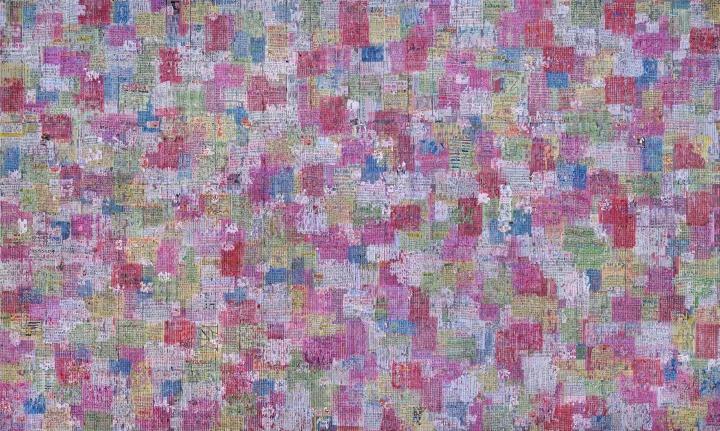 《大败战场》180×300cm C-print 2009