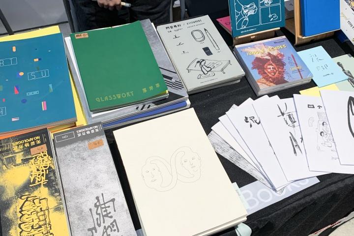 在abC艺术书展的人人人人人海中挑一本书有多难?