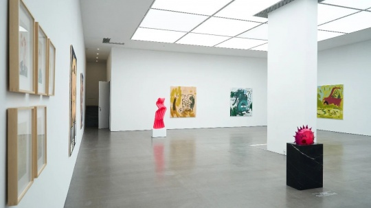 """四城四色,SPURS画廊新展""""从纽约到布鲁塞尔;洛杉矶到上海""""开幕"""