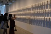 """创新永无""""纸""""境!当代纸艺术作品巡展亮相南京"""