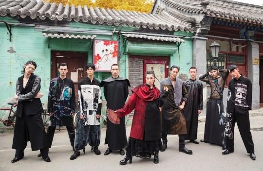 纪嘉良《文化漫步——北京》尺寸可变 摄影