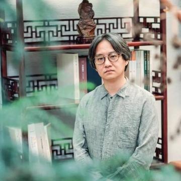 """吴洪亮 """"自·长物志""""策展人北京画院院长"""