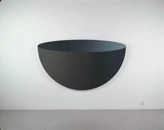 陈文骥 《涵 九识(之一)》 114.5×200cm布面油画2009