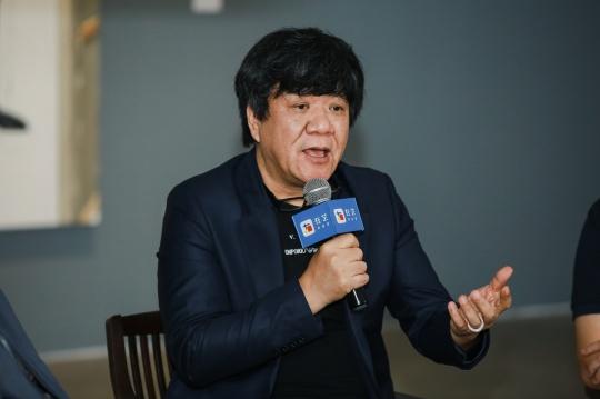 """华艺国际高级副总裁、艺术总监王野夫详解""""未来+"""""""