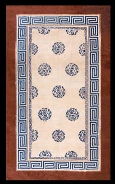 《中国地毯》,来自ANTIQUE RUG STUDIO(纽约)