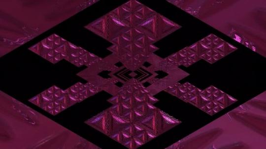 《微物之光·冬》 艺术家组合NOISE TEMPLE,艺术视角诠释阿迪达斯COLD.RDY系列面料的微观世界