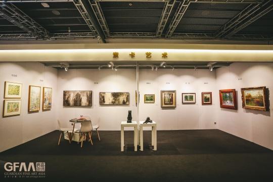 多次参展的索卡艺术带来王济远、毛旭辉、曾建勇等艺术家作品