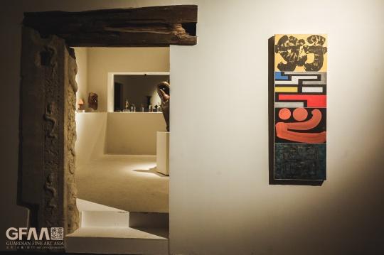 """逸居 打破传统的展陈方式堪称二楼空间的点睛之""""色"""""""