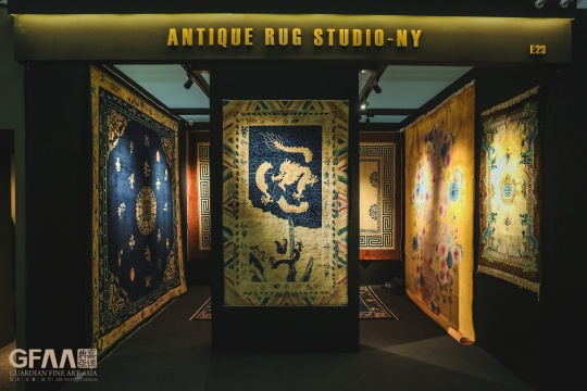 ANTIQUE RUG STUDIO-NY用古典地毯诠释空间美学概念
