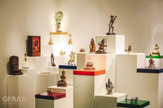 魑魅魍魉甲子 展出佛像、法器、杂项等喜马拉雅艺术精品