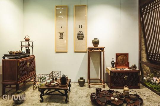 首次参展的千合雅集 传递古风和诗性中的生活与美学