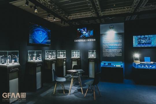 特别项目-《时间的轨迹》展现古董钟表和现代艺术腕表的鉴赏与收藏内涵