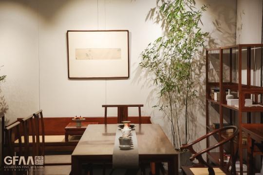 溪山清远从中国艺术中汲取生活的意境,创造当代生活里中国独有的精神空间