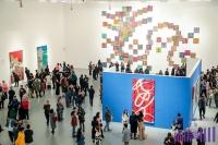被烧掉的东西都成了艺术品,薛松个展于宝龙美术馆开幕