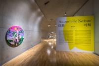 """松山智一中国大陆首次个展,在龙美术馆的""""自然可解"""",松山智一"""