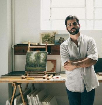 艺术家 LUCAS ARRUDA卢卡斯·阿鲁达