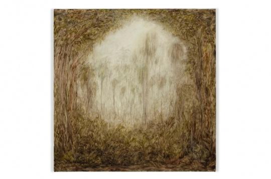 Untitled (from the Deserto-Modelo series)45.5 cm × 45 cmóleo sobre tela2014