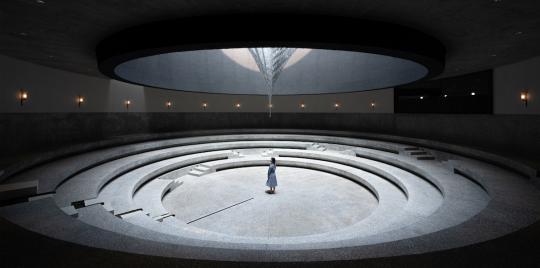 """""""安塞姆·雷尔:当我们谈论永恒时""""展览现场,2020.09.27-2021.01.10,阿那亚艺术中心"""