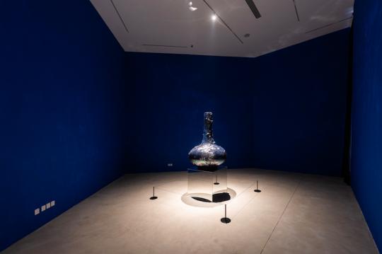 """为什么不能以装饰为目的?德国70后艺术家安塞姆·雷尔在阿那亚谈论""""永恒"""""""