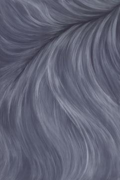 《宴(六)》128×87cm 绢本设色 2020