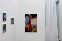 韩五洲&郭锦泓双展亮相墨方,从个人经验出发的艺术创作