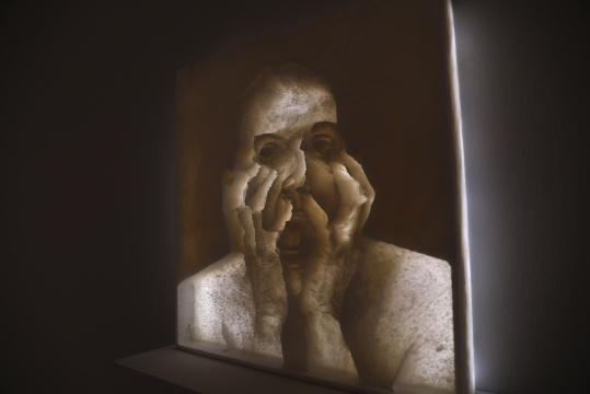 玛丽娜·阿布拉莫维奇Marina Abramović《The Scream》作品归属:里森画廊