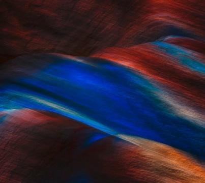 《锦绣之匣》121x135cm 哈内姆勒收藏级艺术纸打印,德国宝克力®表面黏合工艺装裱铝制背板支撑 版本 Edition1/5