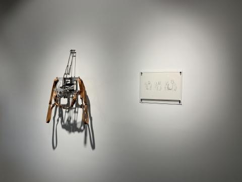 """90后馆长的时髦艺术品位,X Museum 馆藏展""""瞬息时代的诗歌""""开幕"""