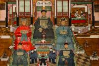 明清以来人物画里的家族生活和信仰是什么?去龙美术馆就知道了
