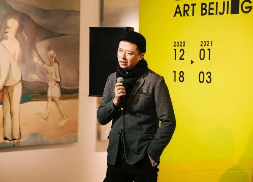 艺术北京创始人 董梦阳