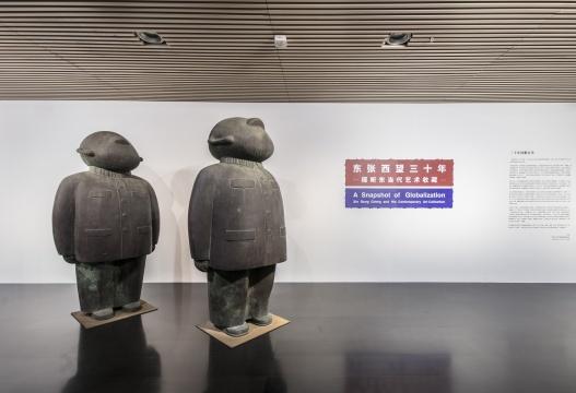 """三十年的""""东张西望"""" 程昕东当代艺术收藏展在清华艺博"""