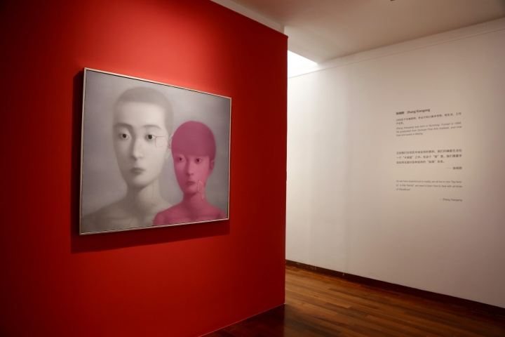 除了常玉赵无极,这些华人艺术家又一次打开了我们的海外视野