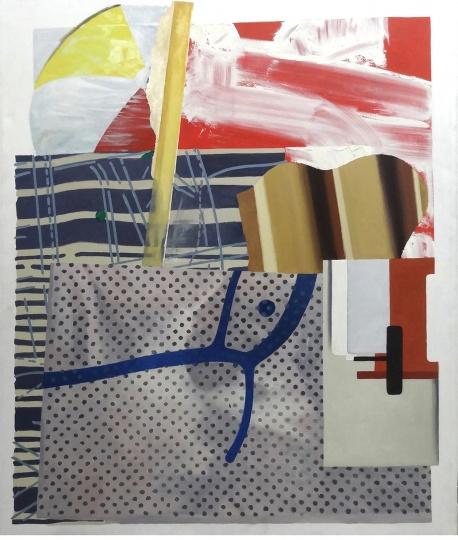 杰勒多·谭(Gerardo Tan) 《海滩游荡之后》111.8×137.2cm布面油彩 2013