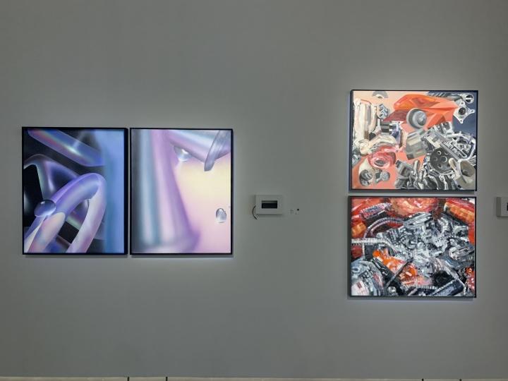 """专题展""""图像的认知与转变""""展览现场"""