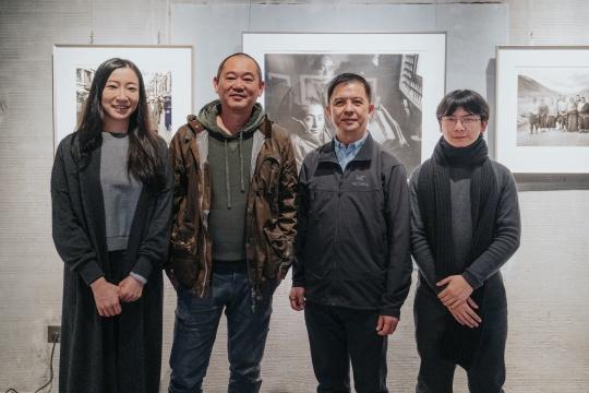 刘佳玉、杨晓东、冯建国、郭廖辉