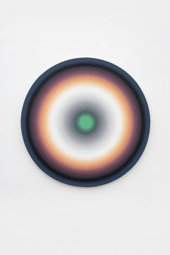 彩轮 布面丙烯 Ø140cm 2011