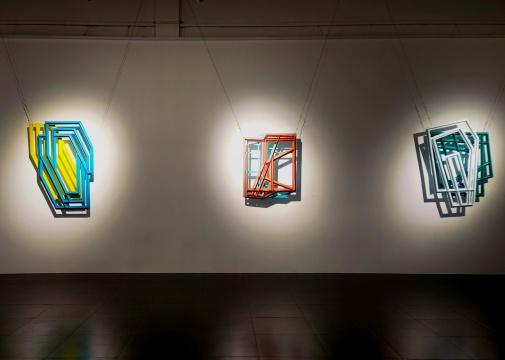 感性与理性中人与物的思考,桥艺术空间2021首展开幕