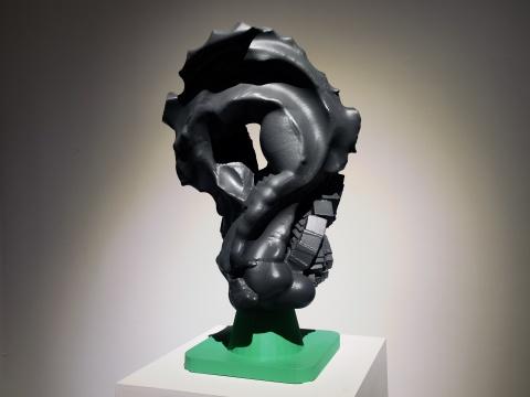 艺术家郭煜参展作品《Portrait B》