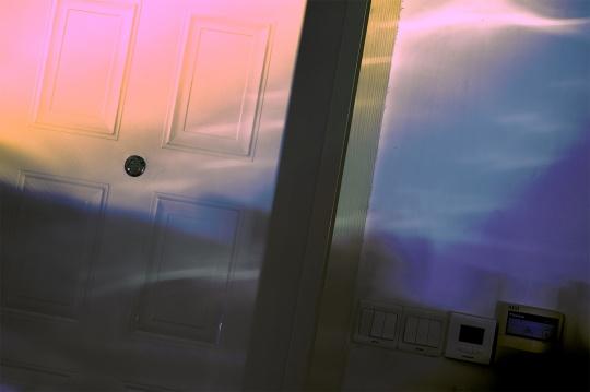 《格物系列-青色22# 》 80×53cm 艺术微喷 2020