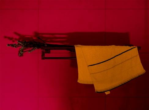 《格物系列-红色19# 》 110.8×150cm艺术微喷 2020