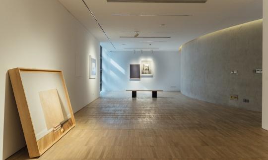莱斯利·休伊特 个人空间 展览现场