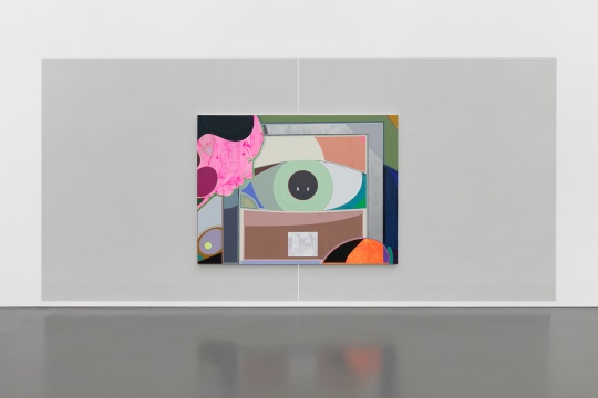 """高露迪个展""""杂志"""" ,空白空间展览现场,图片由艺术家和空白空间提供"""