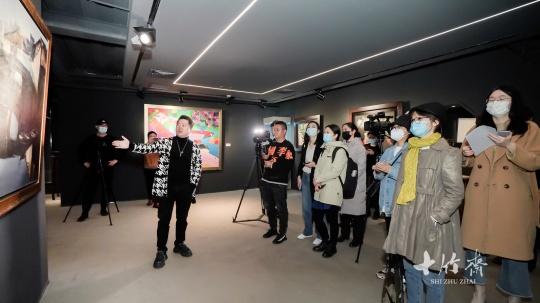 十竹斋艺术季在京发布,看一家百年老字号怎样打好现当代艺术这张牌