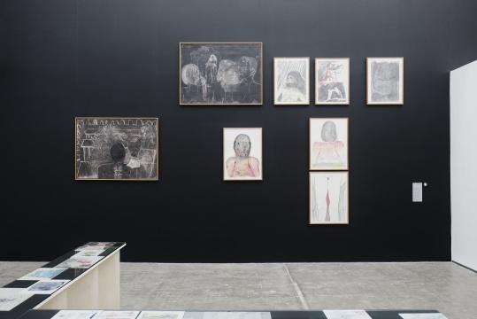 """世纪大难题""""绘画如何观看""""?泰康空间新展""""绘画无声""""勇敢地给出了回答"""