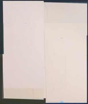 钱佳华《面膜》 200x170cm 布面丙烯 2020-2021