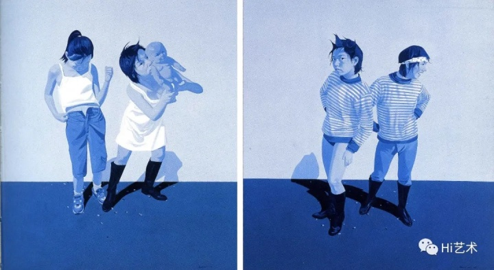 郭伟  《室内寓言系列》  2005-2006年作  212.8万元  2008北京保利春拍  系艺术家个人最高拍卖记录